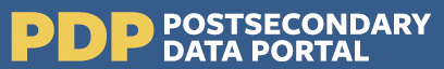 Postsecondary Data Portal